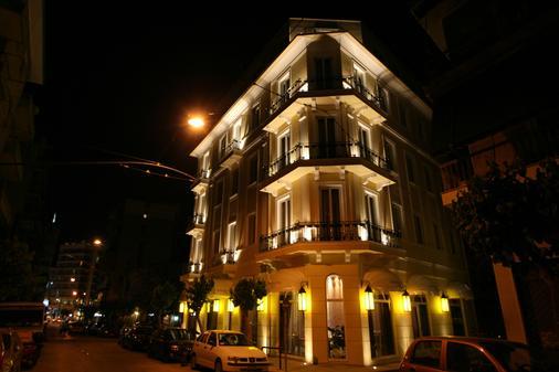 雅典蓮花酒店 - 雅典 - 雅典 - 建築