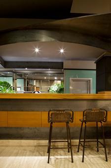 佩薩爾旅館 - 馬德里 - 馬德里 - 酒吧