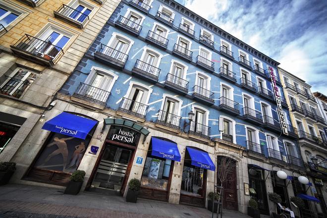 佩薩爾旅館 - 馬德里 - 馬德里 - 建築