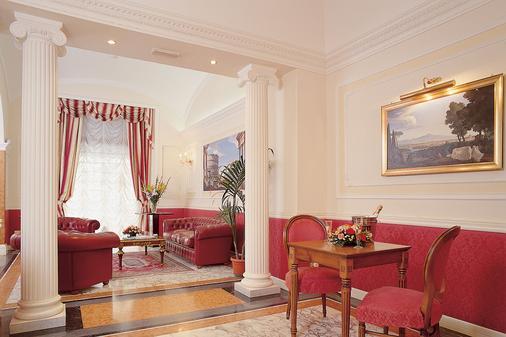 康緹里亞酒店 - 羅馬 - 羅馬 - 客廳