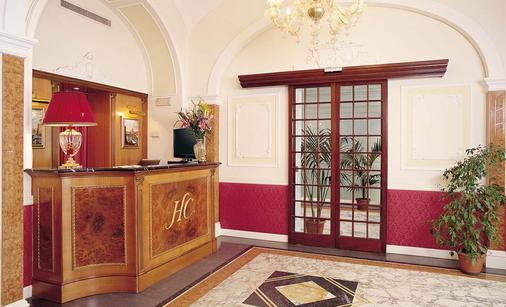康緹里亞酒店 - 羅馬 - 羅馬 - 櫃檯