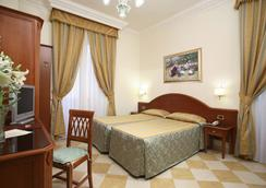 康緹里亞酒店 - 羅馬 - 羅馬 - 臥室