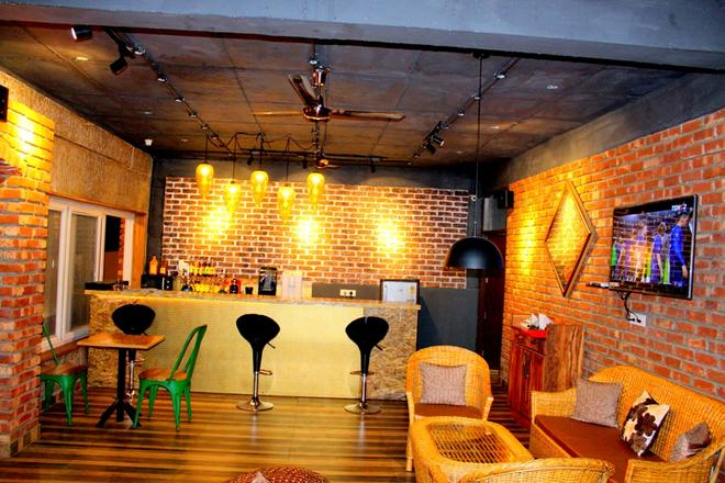 Nirvana Lodge & Lounge, Mussoorie - Mussoorie - Lounge