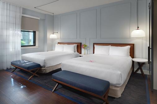 阿西莫酒店 - 舊金山 - 臥室