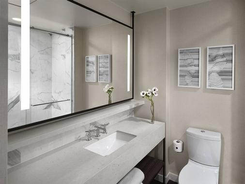 阿西莫酒店 - 舊金山 - 浴室