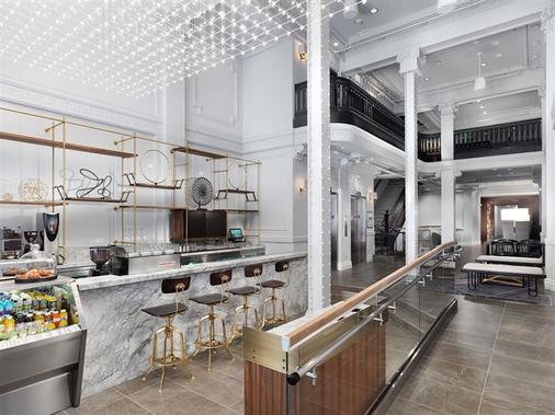 阿西莫酒店 - 舊金山 - 酒吧