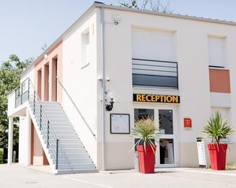 CERISE Nantes Atlantis - Saint-Herblain - Edificio