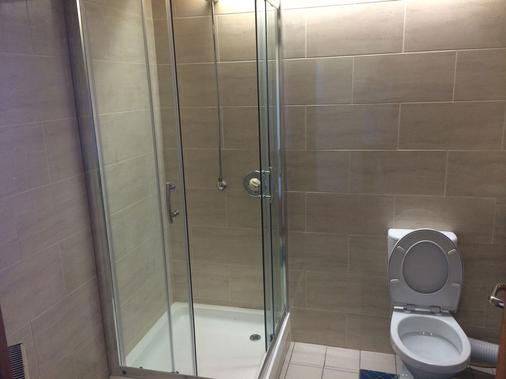 Abigails Hostel - Dublin - Bathroom