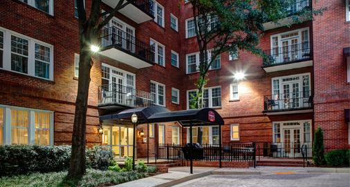 Residence Inn by Marriott Atlanta Midtown/Georgia Tech - Atlanta - Rakennus