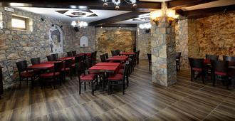 Villa & Winery Mal Sveti Kliment - Ohrid - Restaurante