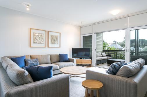 Portsea Village Resort - Portsea - Living room