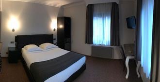 Best Hotel - בריסל - חדר שינה