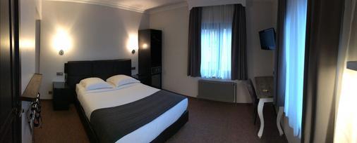 Best Hotel - Bryssel - Makuuhuone