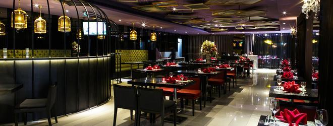 Fx Hotel Taipei Nanjing East Road Branch - Taipéi - Restaurante