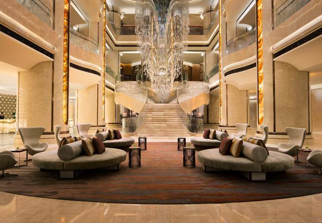 JW Marriott Hotel Macau - Macao - Oleskelutila