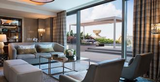 جاي دبليو ماريوت هوتل ماكاو - Macau - غرفة معيشة