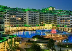 Emerald Beach Resort & Spa - Ravda - Building