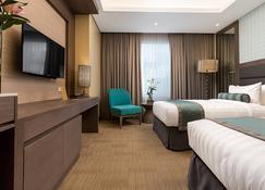 Maayo Hotel - Mandaue City - Schlafzimmer
