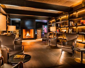 House of Architects - Vals - Lounge