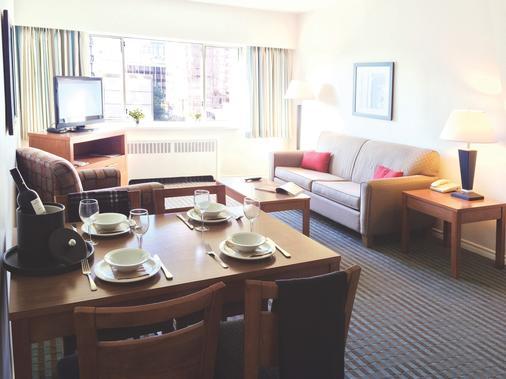 Greenbrier Hotel - Βανκούβερ - Τραπεζαρία