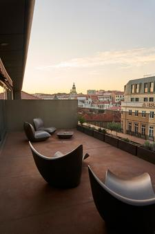 PortoBay Hotel Teatro - Porto - Balcony