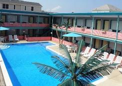 路弗蘭汽車旅館 - 懷爾德伍德 - 游泳池
