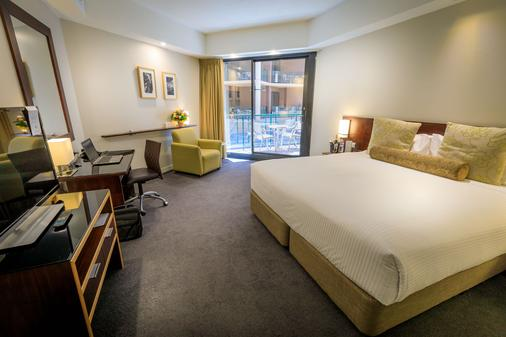 Amora Hotel Riverwalk - Melbourne - Bedroom