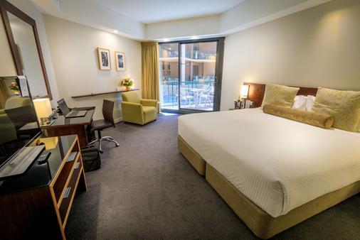 Amora Riverwalk Melbourne - Melbourne - Bedroom
