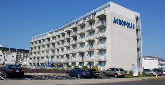 Acropolis Oceanfront Resort - North Wildwood - Edificio