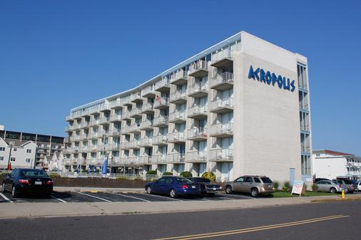 Acropolis Oceanfront Resort - North Wildwood - Κτίριο