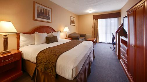 Best Western Plus Barrie - Barrie - Bedroom