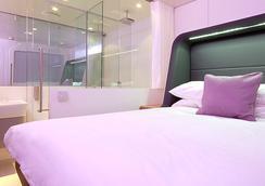 倫敦希思羅機場約特勒爾酒店 - 豪士羅 - 臥室