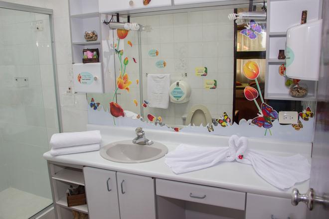 Hostal de la Montaña - Manizales - Phòng tắm