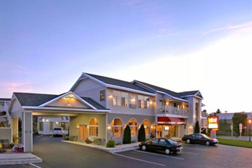 Parkside Inn Bridgeview - Mackinaw City - Edificio