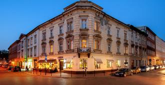 Spatz Aparthotel - Krakau - Gebäude