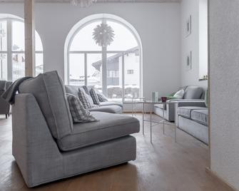 Spannort Inn - Engelberg - Living room