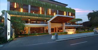 The Magani Hotel and Spa - Kuta - Rakennus