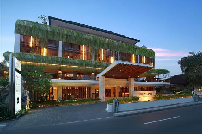 The Magani Hotel and Spa - Kuta - Edificio