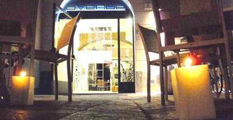 Avenue Hotel - Como - Toà nhà