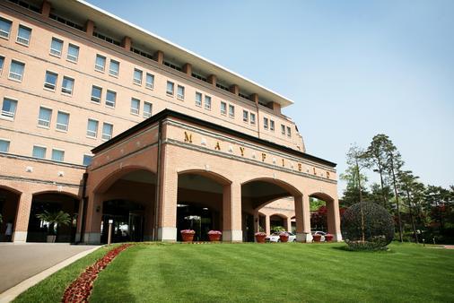 Mayfield Hotel - Seoul - Toà nhà