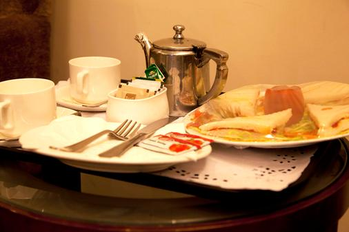 Alpina Hotels & Suites - New Delhi - Food