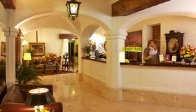 Antara Hotel - Λίμα - Ρεσεψιόν