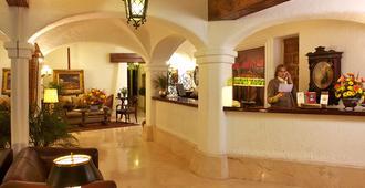 Antara Hotel - Lima - Reception