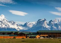 Rio Serrano Hotel + Spa - Torres del Paine - Edifício