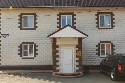 Asti Rooms Hotel - Tomsk - Gebäude