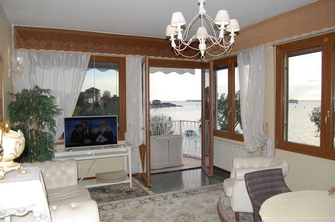 Oasis Lagoon & Residence - Venice - Living room