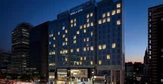 驛三新羅舒泰酒店 - 首爾 - 建築