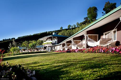 Finca Lerida Coffee Plantation & Boutique Hotel - Boquete - Rakennus
