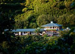 Finca Lerida Coffee Plantation & Boutique Hotel - Boquete - Widok na zewnątrz