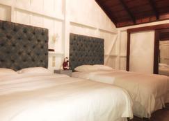 Finca Lerida Coffee Plantation & Boutique Hotel - Boquete - Bedroom
